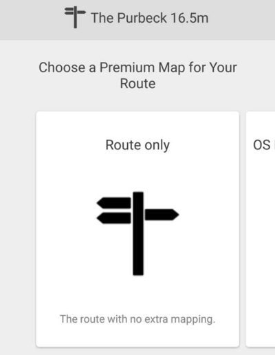 Select-Route-Only