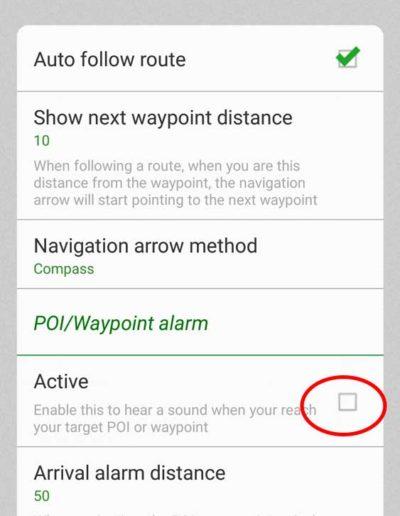Waypoint-inactive
